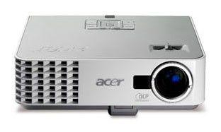 Проектор ACER P3250 серый [ey.j8501.001]
