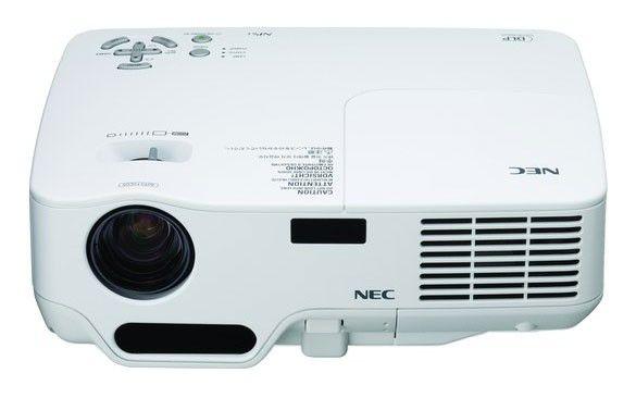 Проектор NEC NP61 белый [np61g]