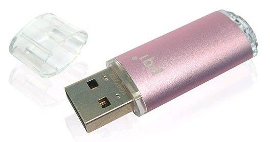 Флешка USB PQI Traveling Disk U172P 16Гб, USB2.0, розовый