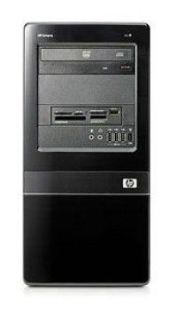 HP dx7500MT,  Intel  Pentium Dual-Core  E5300,  DDR2 2Гб, 250Гб,  Intel GMA X4500HD,  DVD-RW,  Windows Vista Business,  черный [fu193ea]