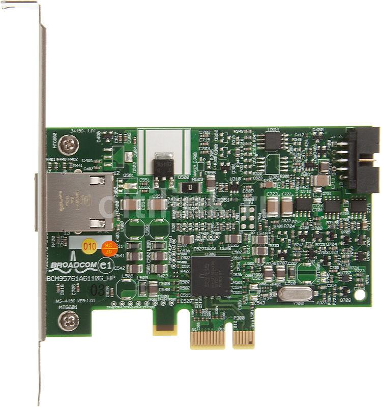 Сетевой адаптер Gigabit Ethernet HP FS215AA PCI Express