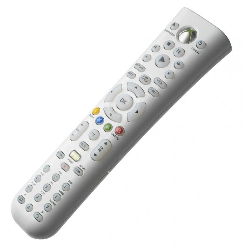 Пульт ДУ MICROSOFT Xbox 360 [b4o-00002]