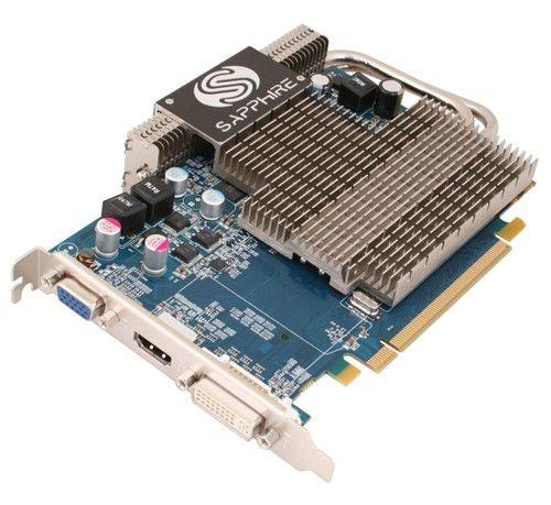Видеокарта SAPPHIRE AMD  Radeon HD 4670 ,  512Мб, DDR3, lite [11138-xx-20r]
