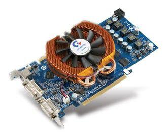 Видеокарта GIGABYTE GeForce 9800 GT,  1Гб, DDR3, Ret [gv-n98toc-1gh]