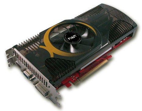 Видеокарта PALIT GeForce GTS 250,  512Мб, GDDR3, Ret [ne3ts250fhd52]