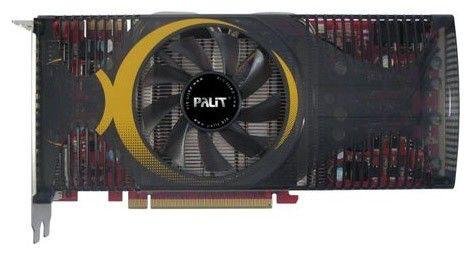 Видеокарта PALIT GeForce GTS 250,  1Гб, DDR3, Ret [ne3ts250fhd02]