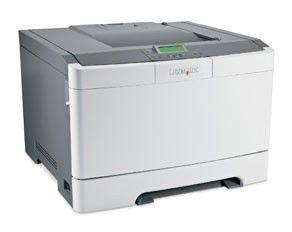 Принтер LEXMARK C540N лазерный, цвет:  белый [0026a0030]