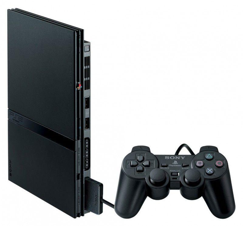 Игровая консоль SONY PlayStation 2 PS719483854, черный