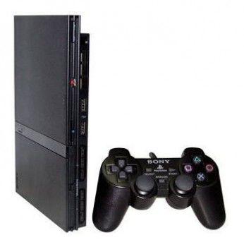 Игровая консоль SONY PlayStation 2 PS719791256, черный
