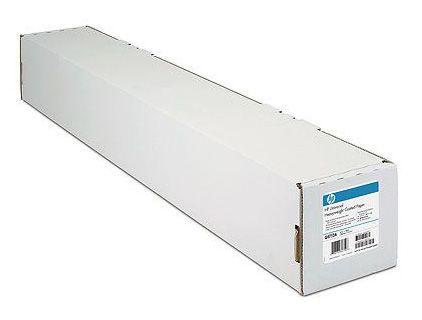 "Бумага HP C6036A 36""(A0) 914мм-45.7м/90г/м2/ярко-белый для струйной печати втулка:50.8мм (2"")"