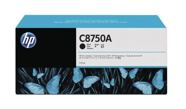 Картридж HP С8750A черный [c8750a]