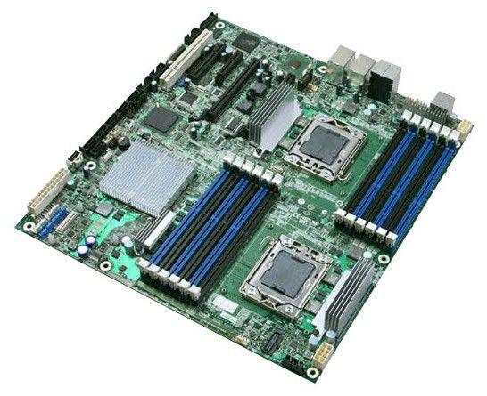 Материнская плата Intel Original S5520SC (Workstation)