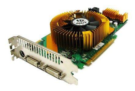 Видеокарта PALIT GeForce 9800 GT,  1Гб, DDR3, oem [ne/9800txt3021]