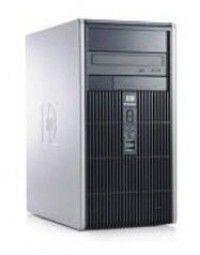 HP dc7900SFF,  Intel  Pentium Dual-Core  E5300,  DDR2 2Гб, 250Гб,  Intel GMA X4500,  DVD-RW,  CR,  Windows Vista Business,  черный [na650ea]