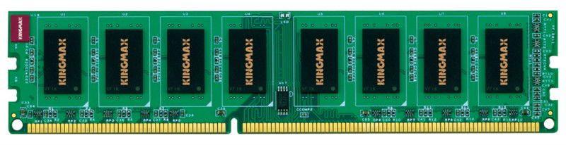 Модуль памяти KINGMAX DDR3 -  1Гб 1333, DIMM,  OEM