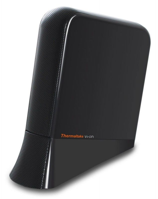 Внешний корпус для  HDD THERMALTAKE Vi-ON ST0008E, черный