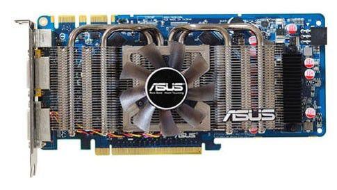 Видеокарта ASUS GeForce GTS 250,  512Мб, DDR3, Ret [engts250 dk/htdi/512md3]