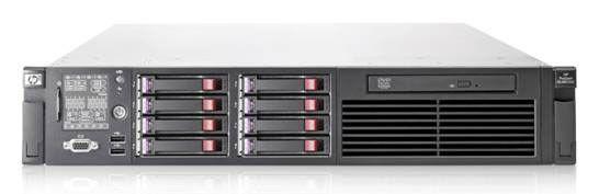 Сервер HP DL380 G6 E5540 Base EU Svr (491332-421)