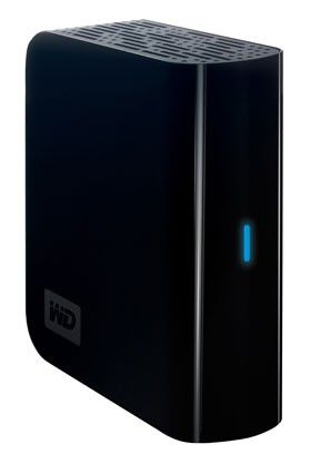 Внешний жесткий диск WD My Book Essential Edition WDH1U20000E, 2Тб, черный