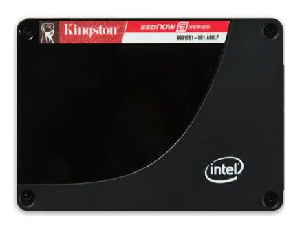 Накопитель SSD KINGSTON E-Series X25-E 32Гб, 2.5