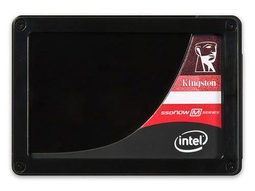 SSD накопитель KINGSTON M-Series X25-M 80Гб, 2.5