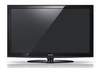 "Плазменная панель SAMSUNG PS-42B451B2  42"", HD READY (720p),  черный"