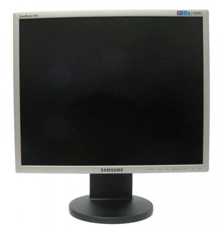 Монитор ЖК SAMSUNG SyncMaster 943T