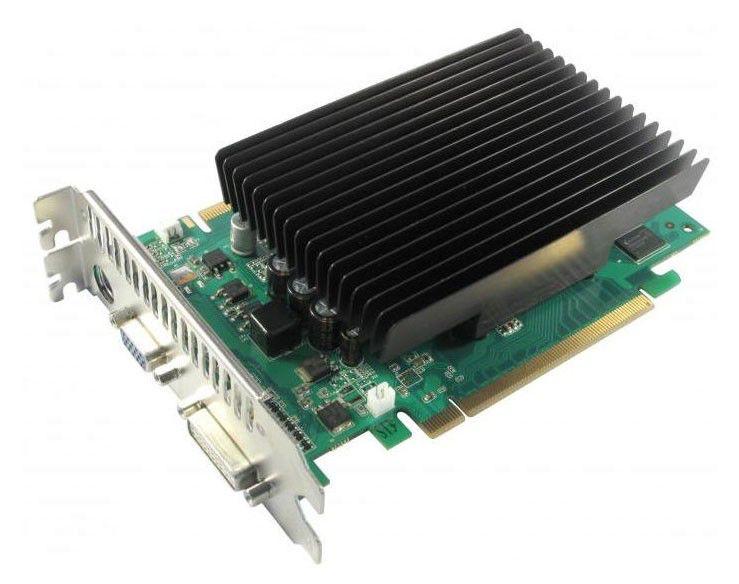 Видеокарта PALIT GeForce 9600 GT,  1Гб, DDR2, oem