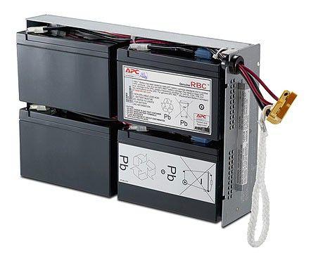 Батарея для ИБП APC RBC24  12В,  9Ач