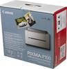Принтер CANON PIXMA IP100,  струйный, цвет: серебристый (аккумулятор в комплекте) [1446b029] вид 16