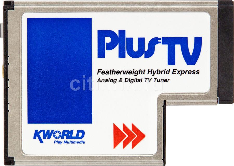 ТВ-тюнер KWORLD KW-EC100-D,  внутренний
