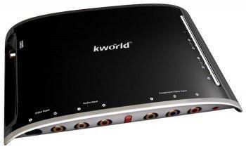 ТВ-тюнер KWORLD KW-SA300-A,  внешний