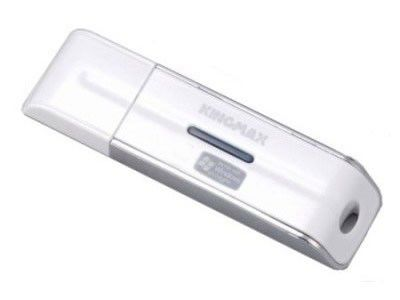 Флешка USB KINGMAX U-Drive 32Гб, USB2.0, серый