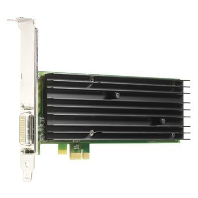 Видеокарта HP Quadro NVS 290,  256Мб, DDR2, Low Profile,  oem