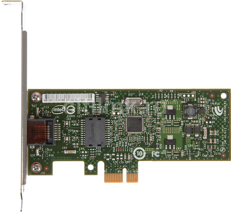 Сетевой адаптер Gigabit Ethernet HP FH969AA PCI Express