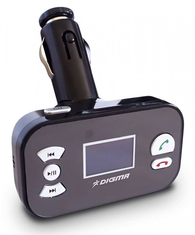 FM-трансмиттер DIGMA BFT-300