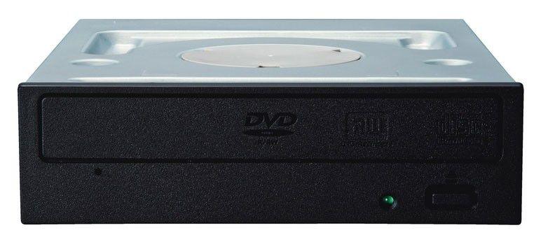 Оптический привод DVD-RW PIONEER DVR-117FBK, внутренний, IDE, черный,  OEM