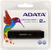 Флешка USB A-DATA Classic C803 2Гб, USB2.0, черный вид 1