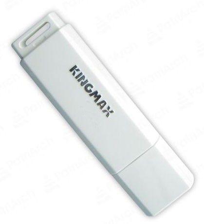 Флешка USB KINGMAX U-Drive 32Гб, USB2.0, белый [pd07]