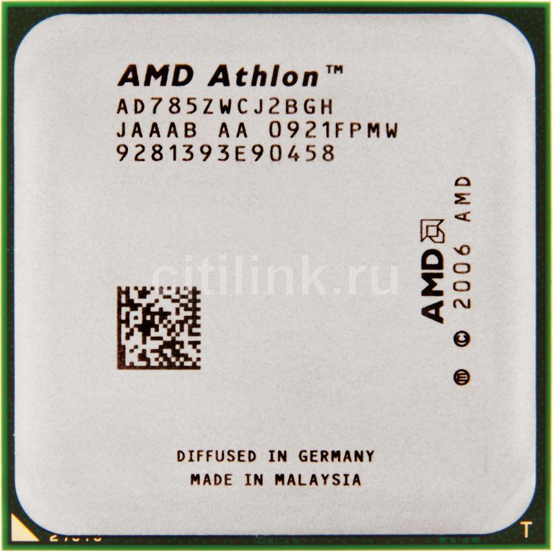 Процессор AMD Athlon X2 7850, SocketAM2+ [ad785zwcj2bgh]