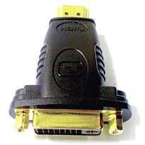 Переходник DVI  DVI-D(f) -  HDMI19 (m)