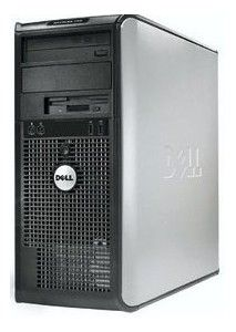 DELL Optiplex 760,  Intel  Pentium Dual-Core  E5200,  DDR2 2Гб, 320Гб,  Intel GMA X4500,  DVD-RW,  Windows Vista Business,  черный [210-25310]