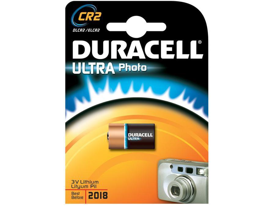 Батарея DURACELL Ultra 1 шт. CR2