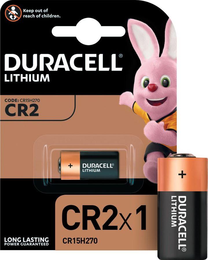 CR2 Батарейка DURACELL Ultra CR15H270,  1 шт.