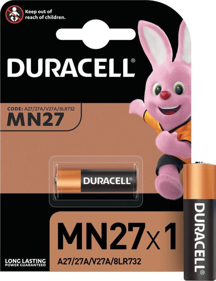 Батарея DURACELL 1 шт. MN27