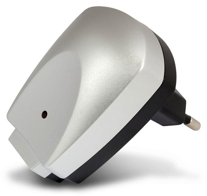 Сетевое зарядное устройство IPPON TC-102,  USB,  0.5A,  серебристый