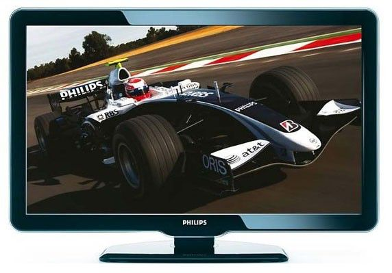 "Телевизор ЖК PHILIPS 42PFL5604H/12  42"", FULL HD (1080p),  черный"