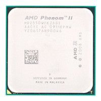 Процессор AMD Phenom II X2 550, SocketAM3 BOX [hdx550wfgмbox]