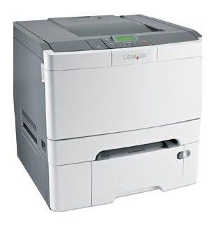 Принтер LEXMARK C544DTN лазерный, цвет:  белый [0026c0130]