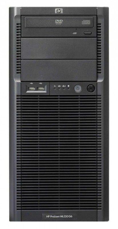 Сервер HP ML330 G6 E5506 HP SAS/SATA EU Svr (504056-421)